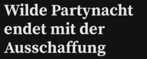 Schlagzeile Thurgauer Zeitung https://tagblatt.ch